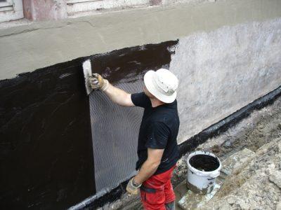 Bauwerksabdichtung von alprotop