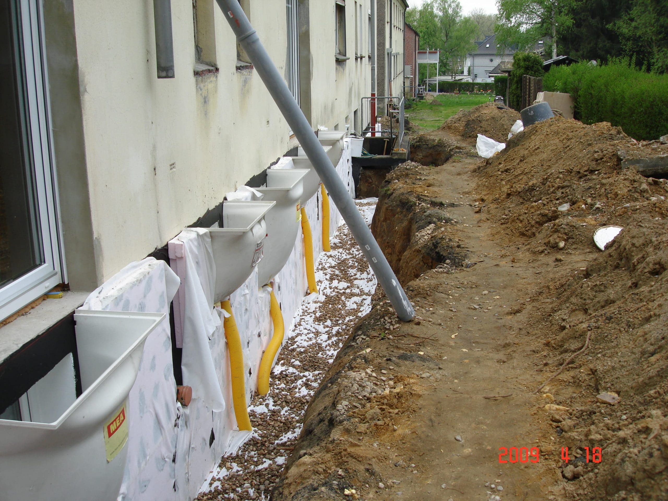 Bauwerksabdichtungen von Oberflächenschutz-Systeme alprotop