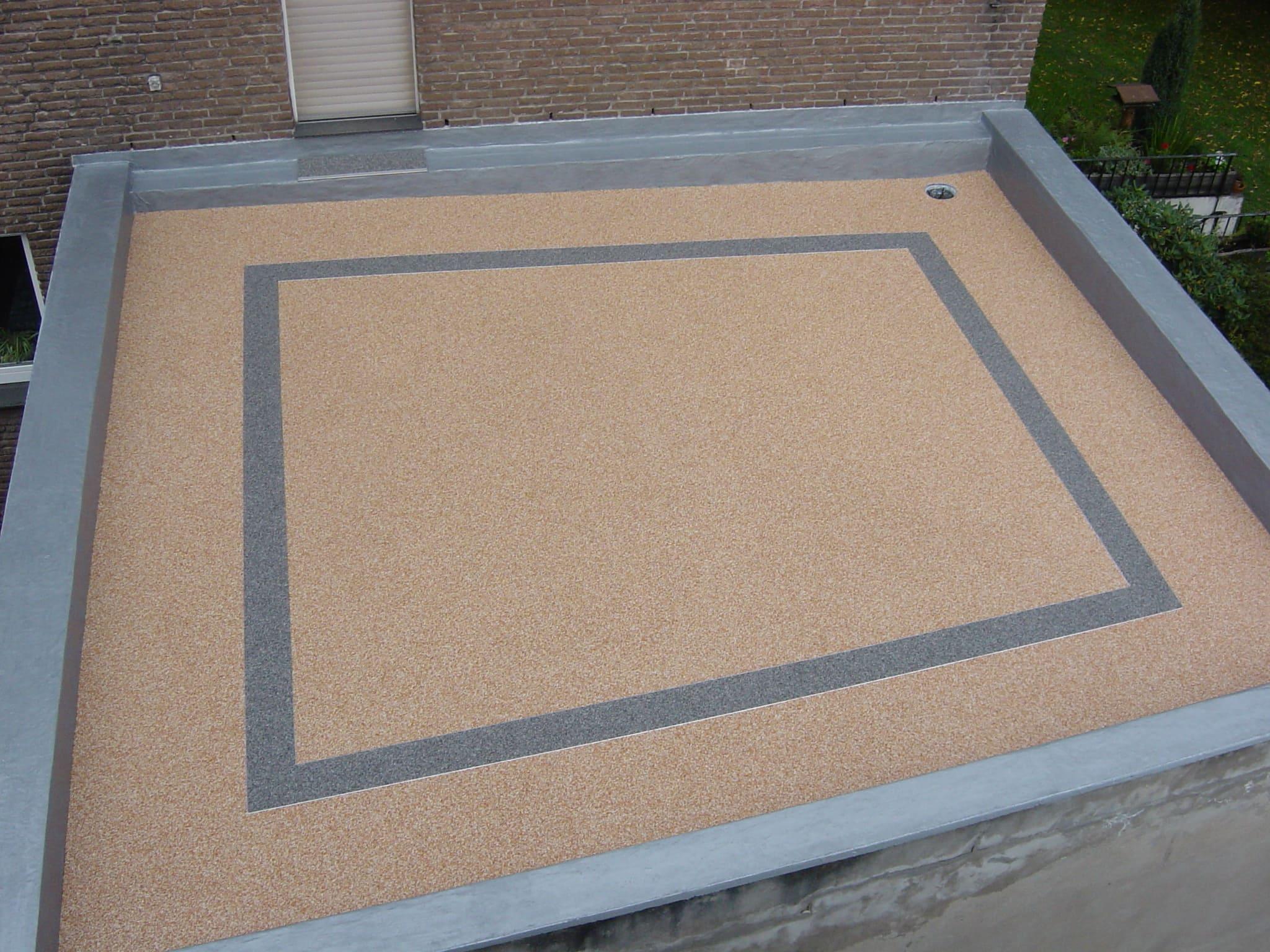 Flachdächer von Oberflächenschutz-Systeme alprotop